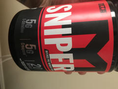 Tiger Fitness Sniper™ Intense Preworkout Focus Review