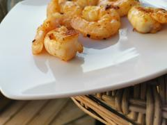 S&J Fisheries Raw Peeled & Deveined Tiger Prawns Review