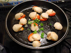 S&J Fisheries Local Scallops Review