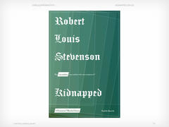 Prismatext Kidnapped by Robert Louis Stevenson Review