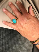Dharma Shop Turquoise Men's Ring Review