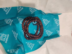 Dharma Shop Dark Bodhi Seed Mala Review