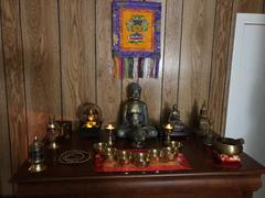 Dharma Shop Amazing Table Top Altar Stupa Review