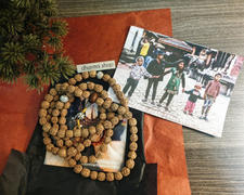 Dharma Shop Om Clarity and Kindness Rudraksha Mala Review