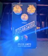 Chicago Music Exchange Greer Amps Lightspeed Organic Overdrive w/RockBoard Flat Patch Cables Bundle Review