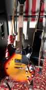 Chicago Music Exchange Epiphone Inspired by Gibson ES-335 Vintage Sunburst Review