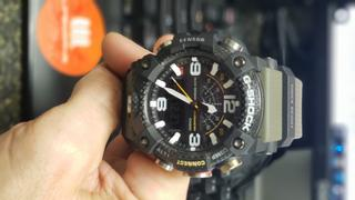Carbon Fiber Gear Casio G-Shock Mudmaster Carbon Fiber Watch Review