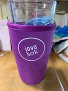 Java Sok JAVA SOK, The Original Reusable Iced Coffee Sleeve Review