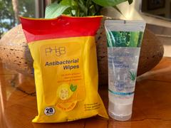 Clinical Supplies USA Antibacterial Wipes Review