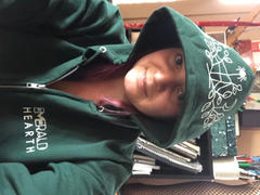 Emerald Hearth Goddess Rising Hoodie (PRE SALE) Review