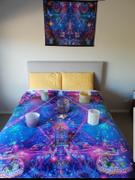 Pumayana Trippy Tapestry | Psychedelic Wall Hanging | Psy | The Gates of Atlantis Review