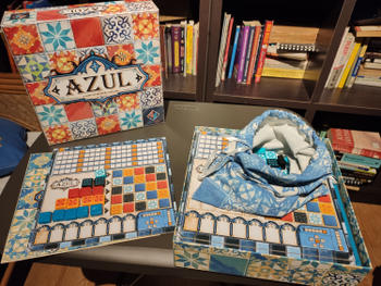 Gaming Library Azul Review