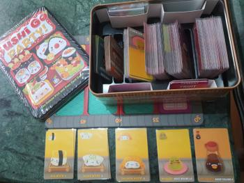 Gaming Library Sushi Go! Party Review