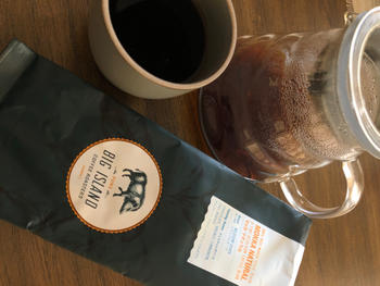 Big Island Coffee Roasters 100% Maui Mokka Coffee Review