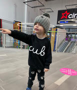 Tobias & the Bear Cub sweatshirt Review