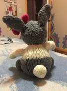 Deramores Bunny Knitting Kit and Pattern Review