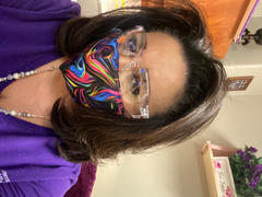 SpiritualShirt Fractal Art 1 Face Mask Review