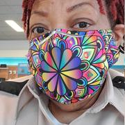 SpiritualShirt Rainbow Mandala Face Mask Review
