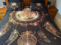 The Essential Living Warehouse Boho Feather Dreamcatcher Doona Cover Set Review