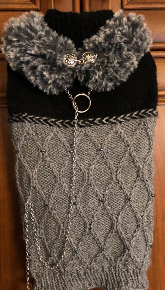 James Brett Chinchilla Fur type yarn