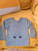 Deramores Boys Car Jumper in Sirdar Snuggly 100% Cotton DK (5268S) Review