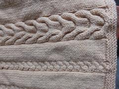 Deramores Jacket in Hayfield Bonus Aran (10081S) Review