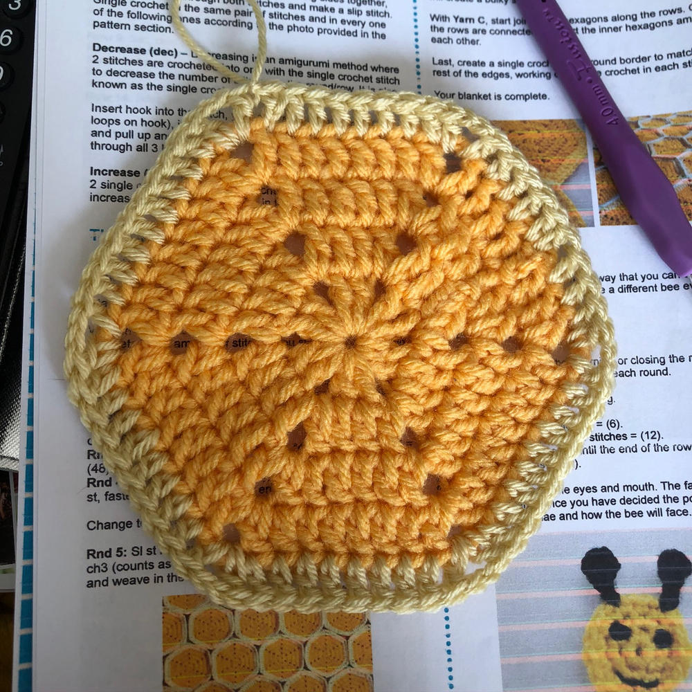 Bonnie Bee Doll Crochet Pattern By HavvaDesigns© Adorable Crochet ... | 1500x1500