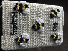 Deramores Bee Happy Notebook Cover Crochet Kit and Pattern in Deramores Yarn Review
