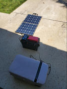 Cutting Edge Power 500W MPPT Premium Solar Generator with 500W Inverter, Portable Battery Box, 100A, 12V, USB Review