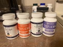 Zatural CBG Capsules | With Nano CBD Review