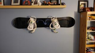 HIDEit Mounts HIDEit HBoard | Horizontal Snowboard Mount Clips Review