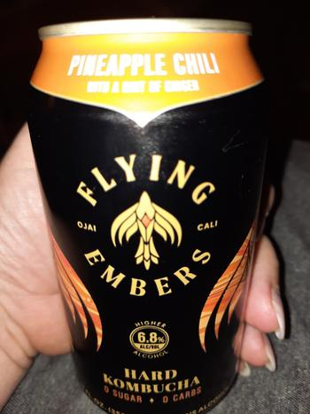 Flying Embers PINEAPPLE CHILI 6.8% Review