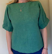The Assembly Line Shop CUFF TOP PATTERN Review