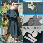 The Assembly Line Shop CUFF DRESS PATTERN Review