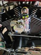 HornBlasters Chrome Nautilus Compact Tuning Electric Motorcycle Air Horn Review