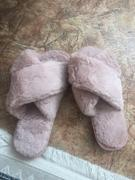 Still Serenity Faux Fur Slippers Review