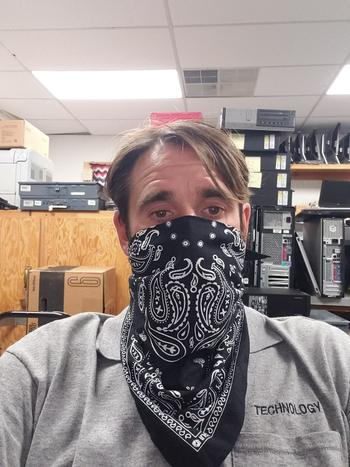 INEX Gear The Better Bandana™ v2 - Woodrose Review