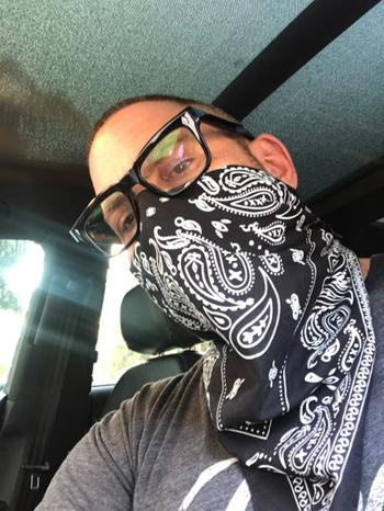 INEX Gear The Better Bandana™ v2 - Coral Review
