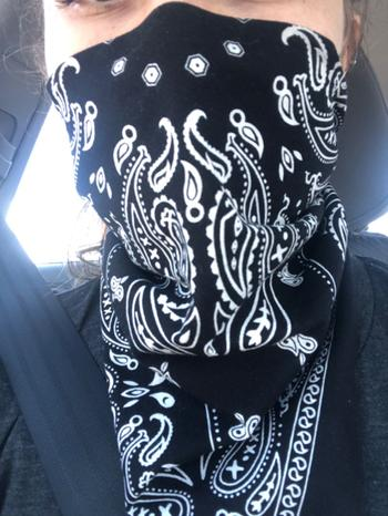 INEX Gear The Better Bandana™ v2 - Black Review