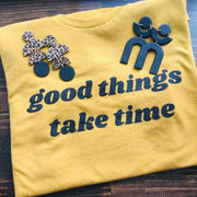 The Sweet Hive Good Things Take Time (T-Shirt) Review
