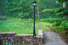 Outdoor Solar Store Solar Imperial II Lamp Post Light Review