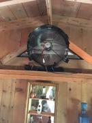 Outdoor Solar Store 20 Watt Solar Gable Fan Review