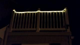 Outdoor Solar Store Warm White Rope Solar Lights Review