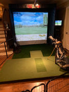 Rain or Shine Golf TruGolf Vista 8 Golf Simulator w/ E6 Connect Review