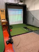 Rain or Shine Golf SkyTrak Compact Golf Simulator Package Review