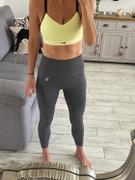 V3 Apparel Contour Seamless Leggings - Grey Review
