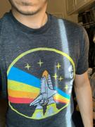 PalmerCash Men's NASA Rainbow T-Shirt Review