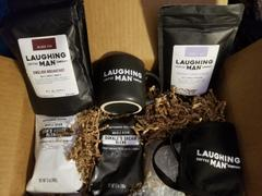 Laughing Man Cafe English Breakfast Review