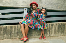 ACE KOUTURE Amaechi little girls dress Review