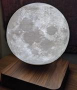 مراجعة Auralamps Floating Moon Lamp ™